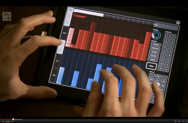 Electronic Beats - Slices DVD Feature: Tech Talk - Multitouch Music Apps