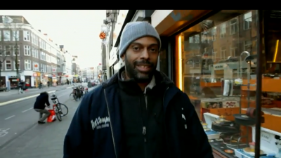 Electronic Beats - Slices DVD Feature: Theo Parrish