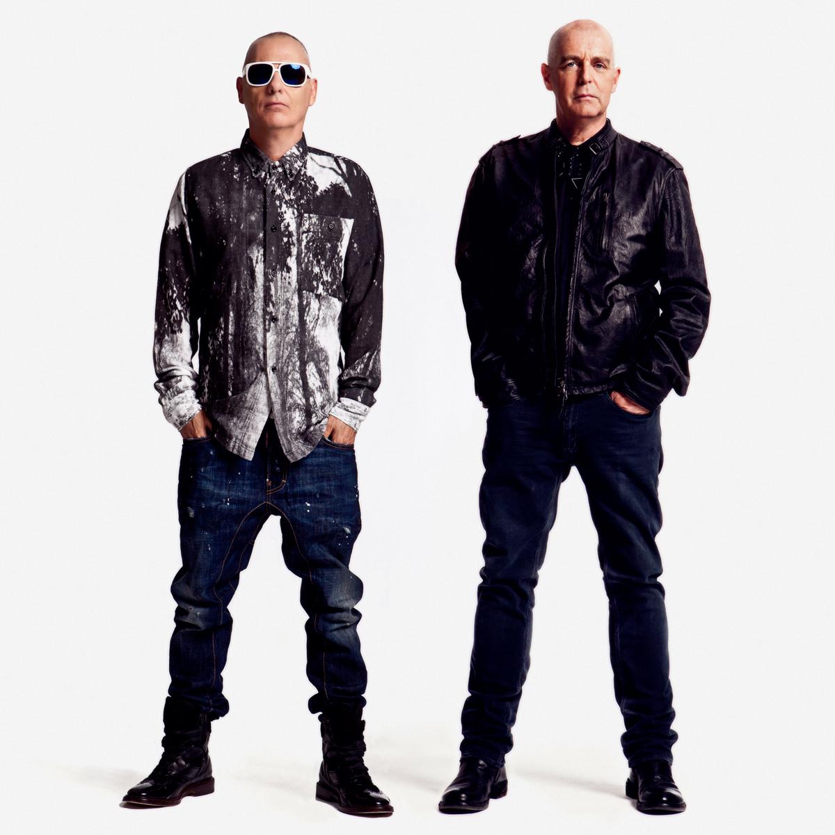 Pet Shop Boys Electronic Beats Showcase Party