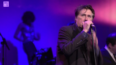 "Bryan Ferry – ""You Can Dance"" live in Berlin 2011"