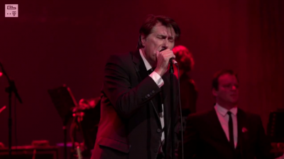 "Bryan Ferry – ""Tom Thumbs Blues"" live in Berlin 2011"