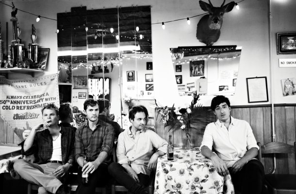 Grizzly Bear Electronic Beats Interview