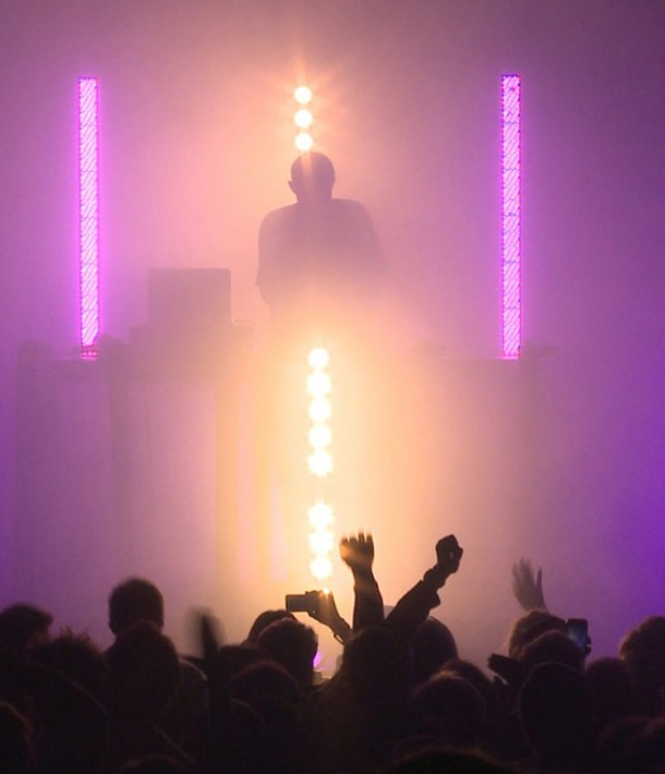 Hudson Mohawke Live At Electronic Beats Festival Vienna 2012 Video