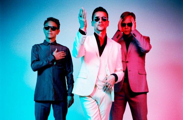 Electronic Beats - Depeche Mode - Anton Corbijn