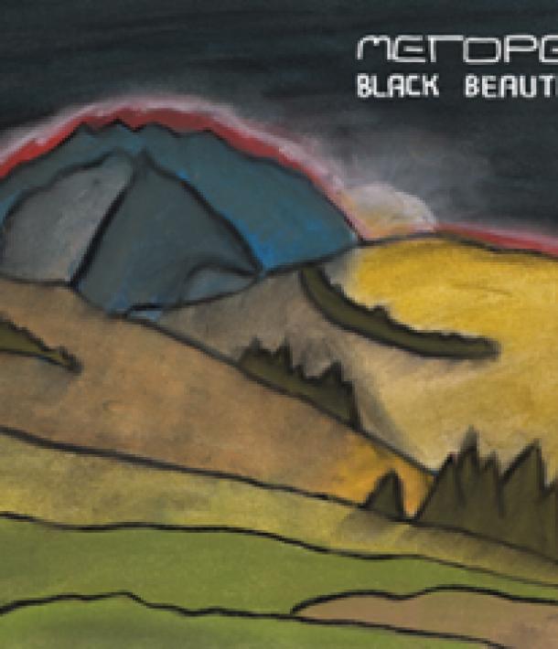 Metope-Black Beauty-Electronic-Beats