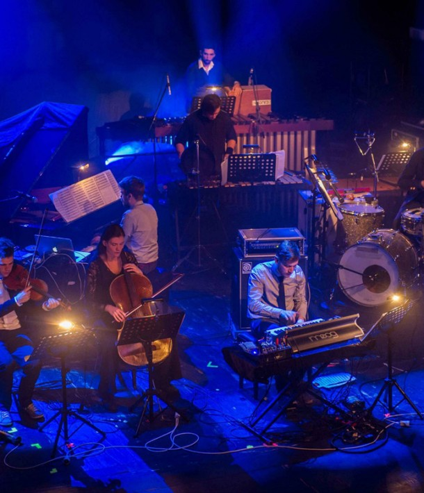 The Brandt Brauer Frick Ensemble Live at Electronic Beats Presents in Podgorica, Montenegro