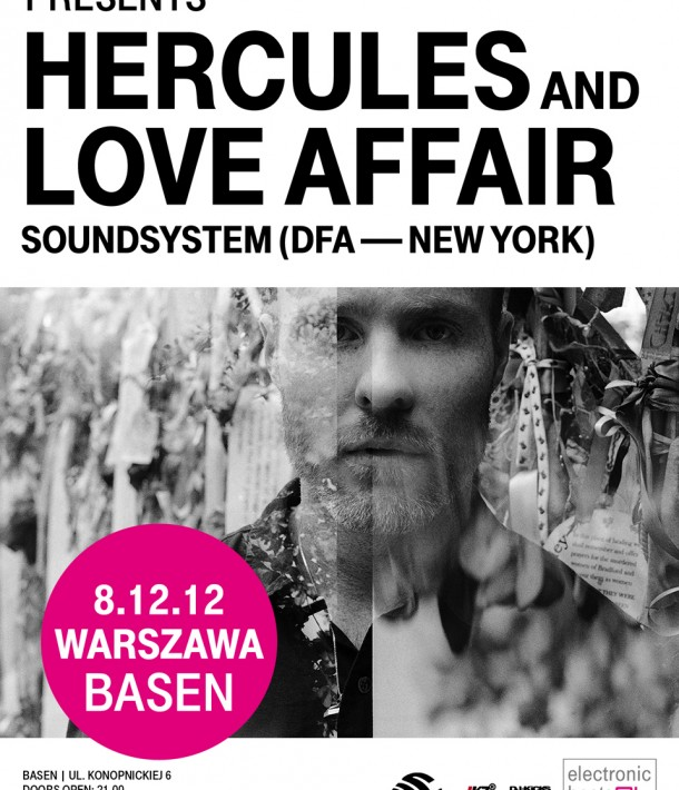 Electronic Beats presents Hercules And Love Affair in Warsaw