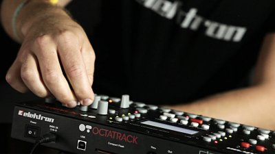Elektron Electronic Beats Slices Tech Talk Video Feature 3-2012