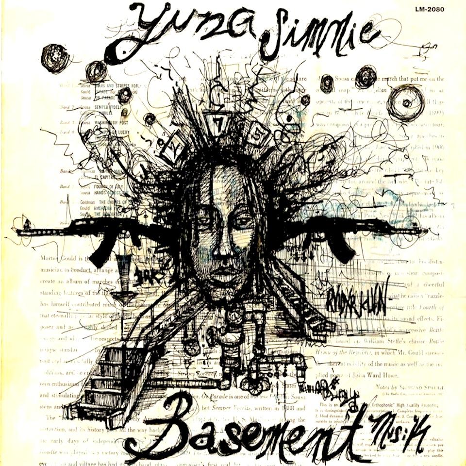 Electronic Beats Yung Simmie Basement Musik