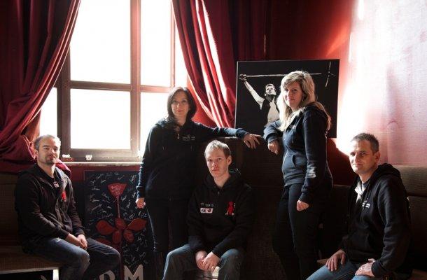 EB Magazine: 72 hours DMGDR - Fanclub-Chemnitz