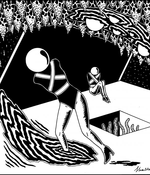 Audioccult Vol. 47: YO! Goth in tha club! © Shaltmira