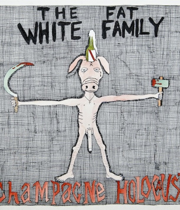 Daniel Jones recommends Fat White Family
