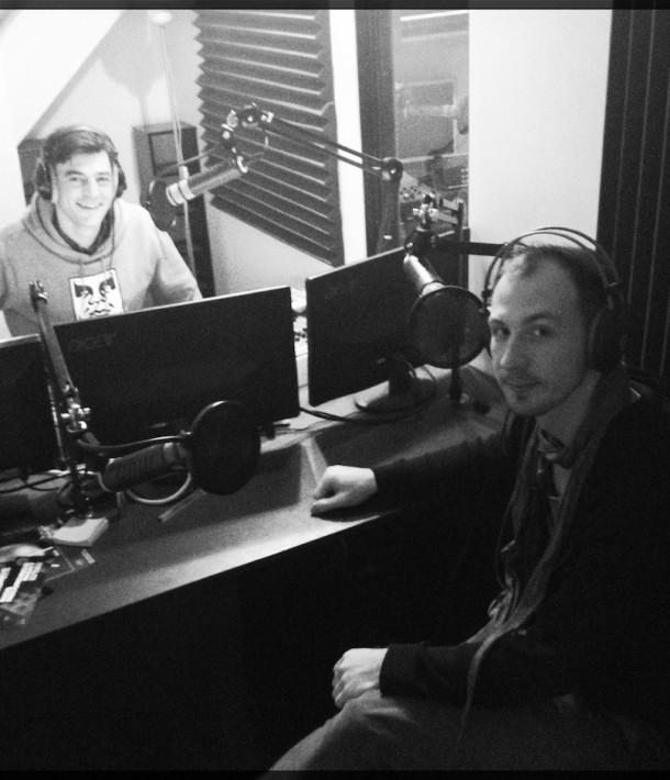 The Radio Sessions: Kris Menace
