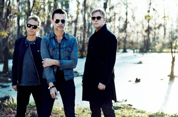 Depeche Mode Delta Machine concert stream