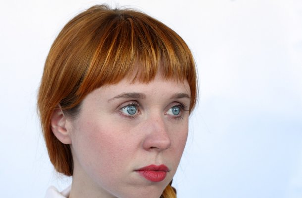 Holly Herndon @ Suzy Poling