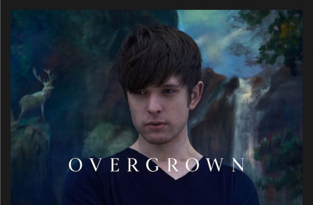 James Blake's Overgrown recommended by Mark Fisher