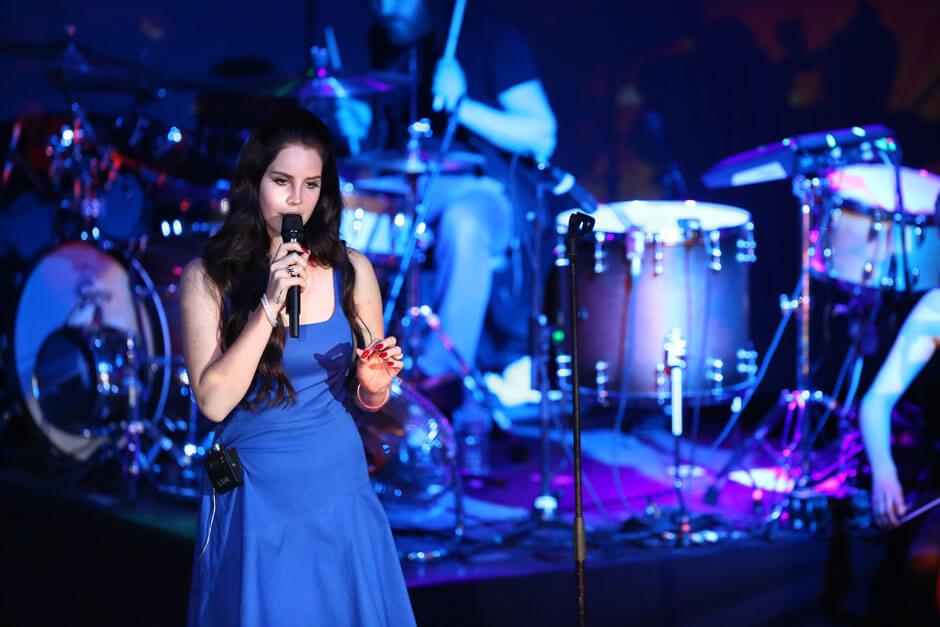 Lana Del Rey live at EB Festival Prague © Tomas Martinek