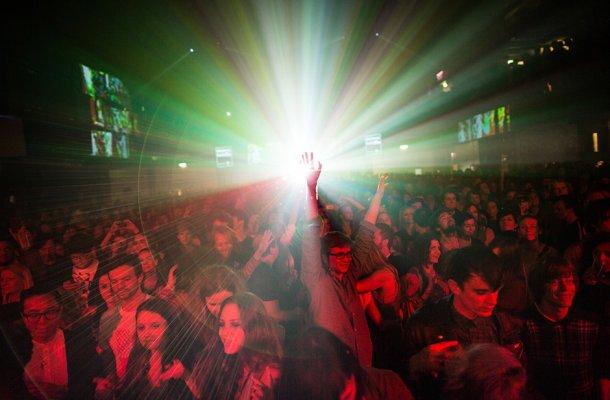 Live Report: Electronic Beats Festival Cologne 2013 © Peymann Azhari