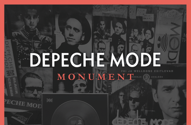 First Look inside: Depeche Mode: Monument