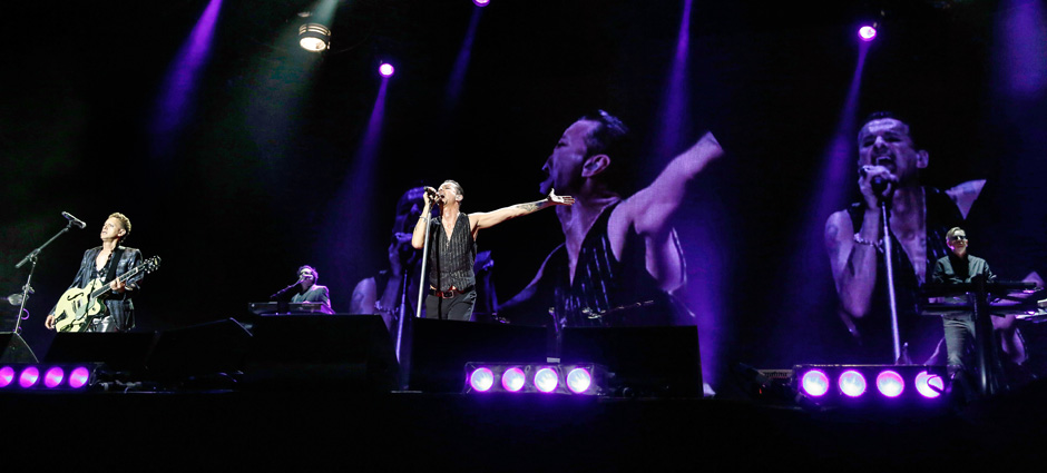 Live Report Depeche Mode Live In Athens May 10 2013 Telekom Electronic Beats