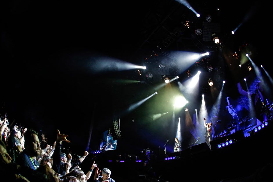 Live Report: Depeche Mode live in Athens, May 10, 2013