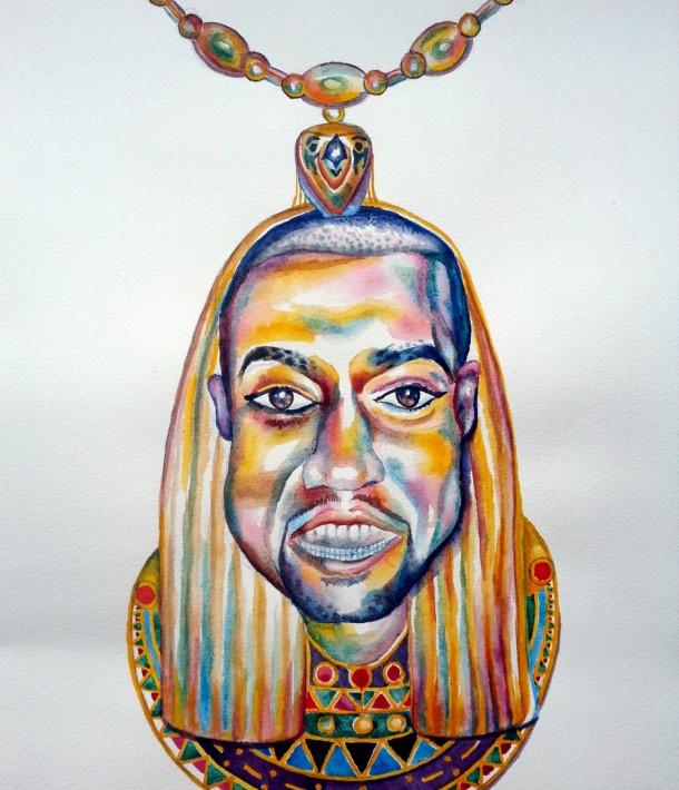 Kanye Bling