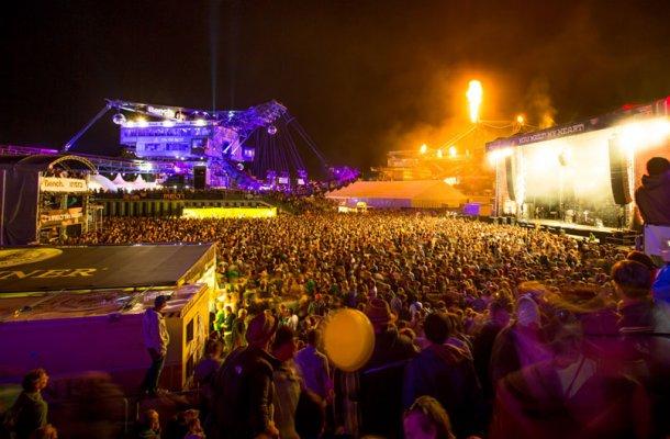 Melt! Festival in 2012