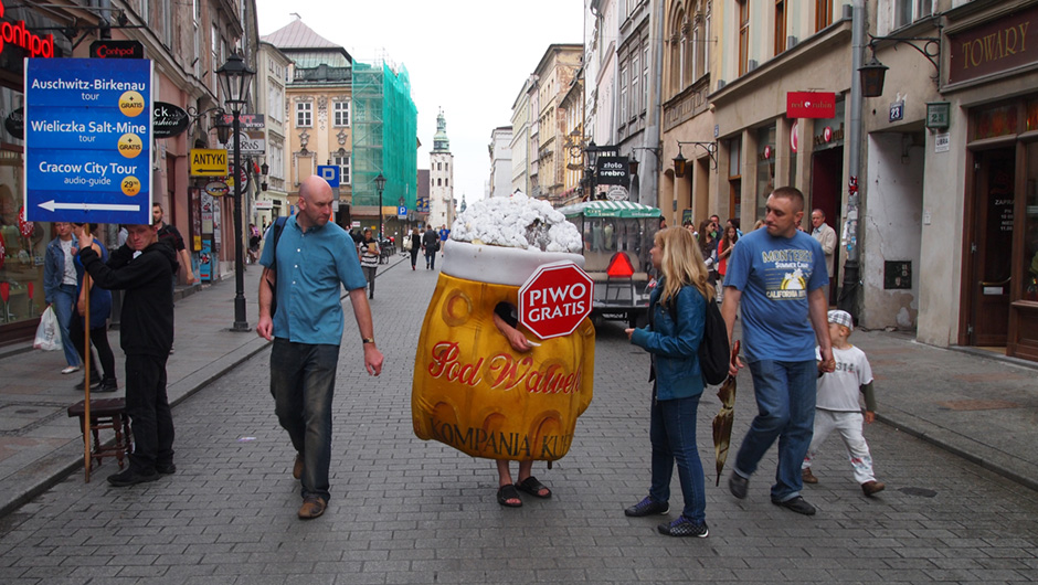 Krakow_Electronic_Beats_Magazine_Piwo_gratis