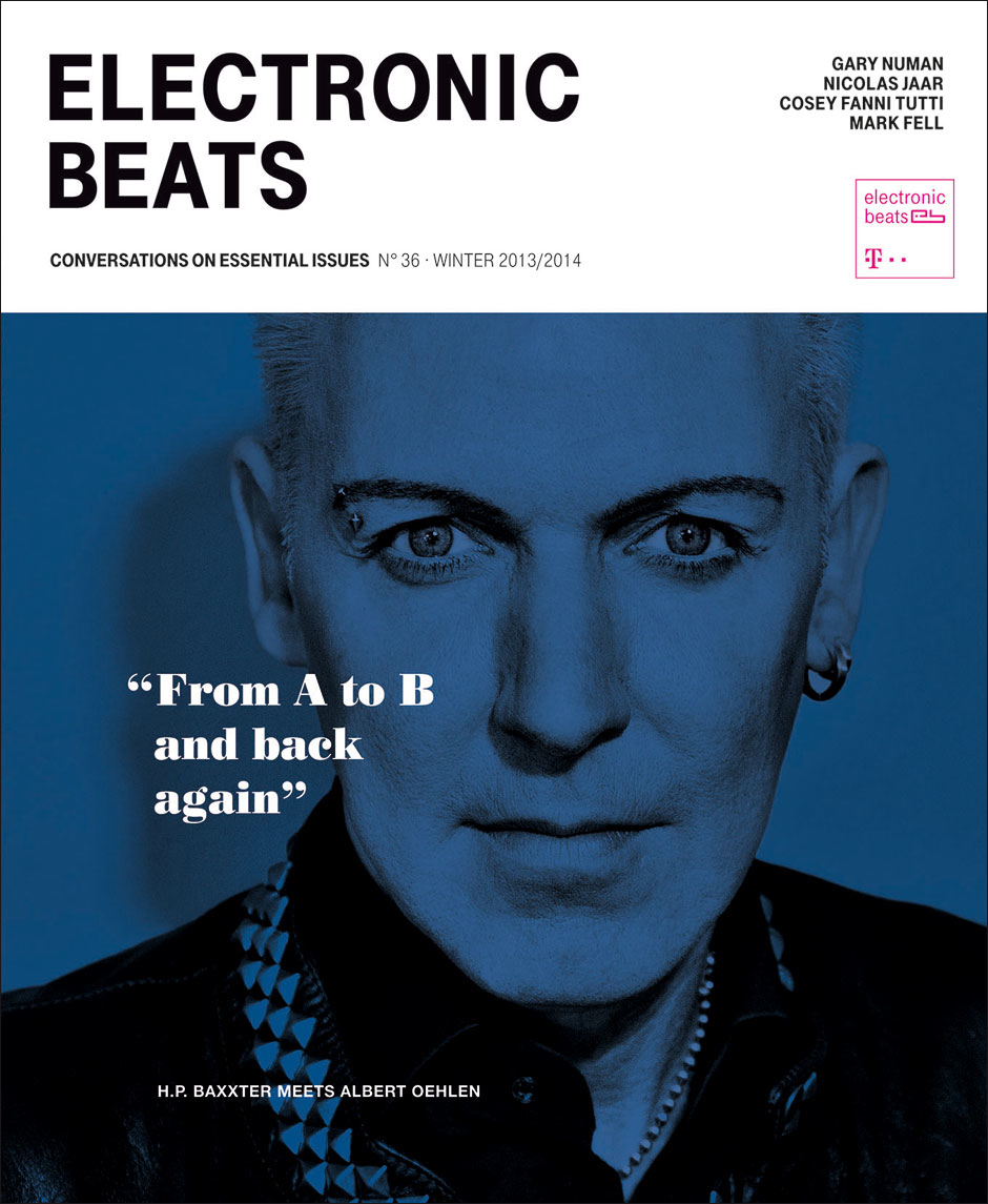Electronic Beats Magazine Winter 2013 is out December 5th – Telekom Electronic Beats