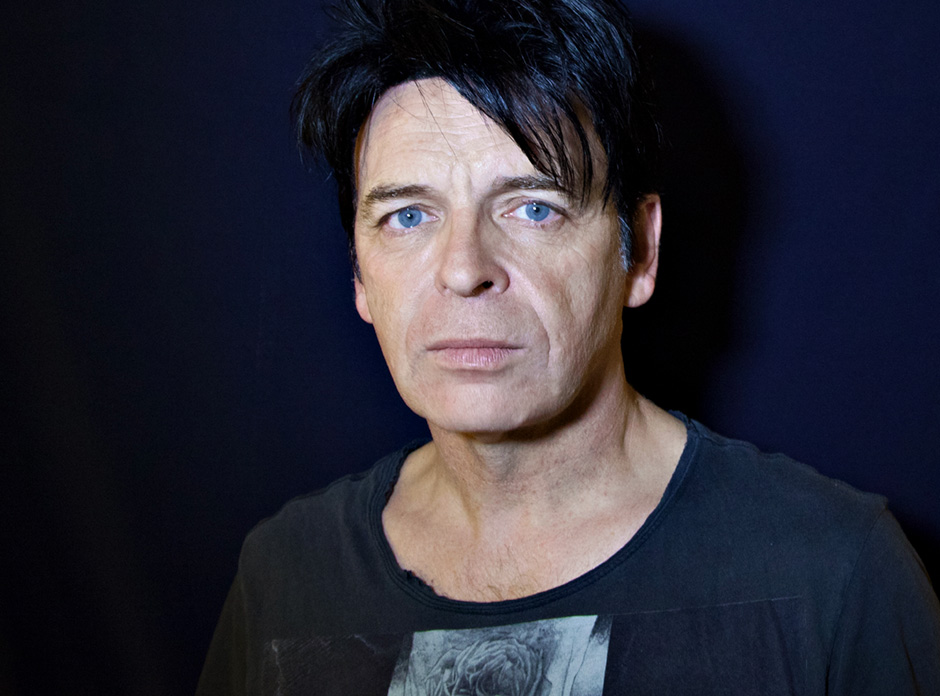 """""""Buy me a car and I'll sign anything"""": Gary Numan interviewed"""