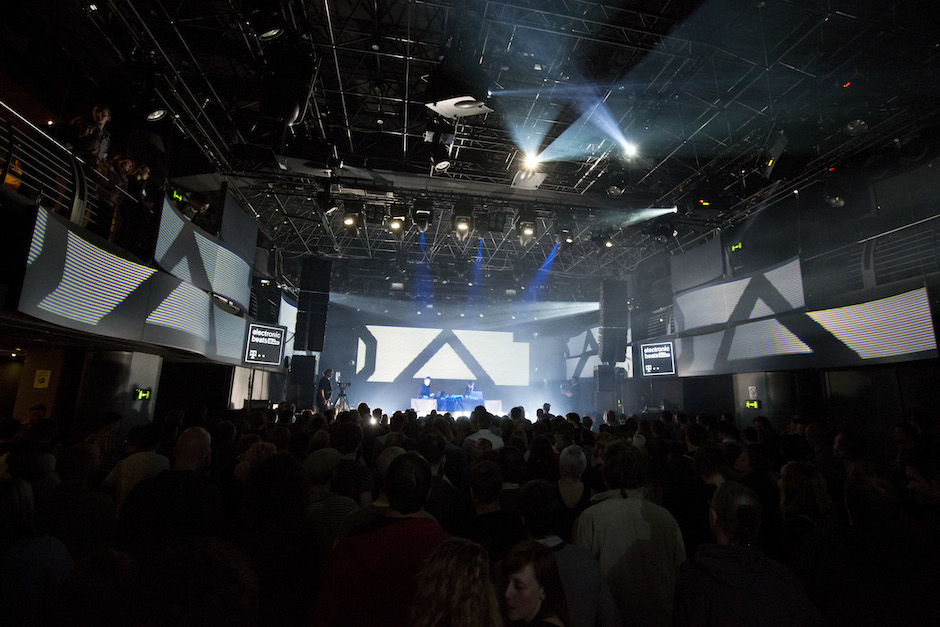 Diamond Version Electronic Beats Festival Prague 2014