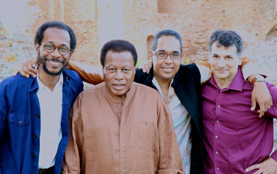 Wayne-Shorter-Quartett