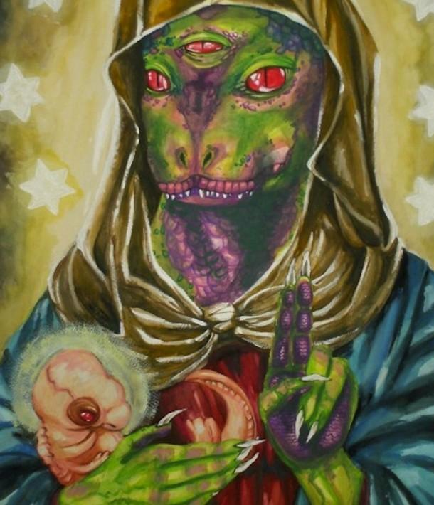 VF-Reptilian Benediction-