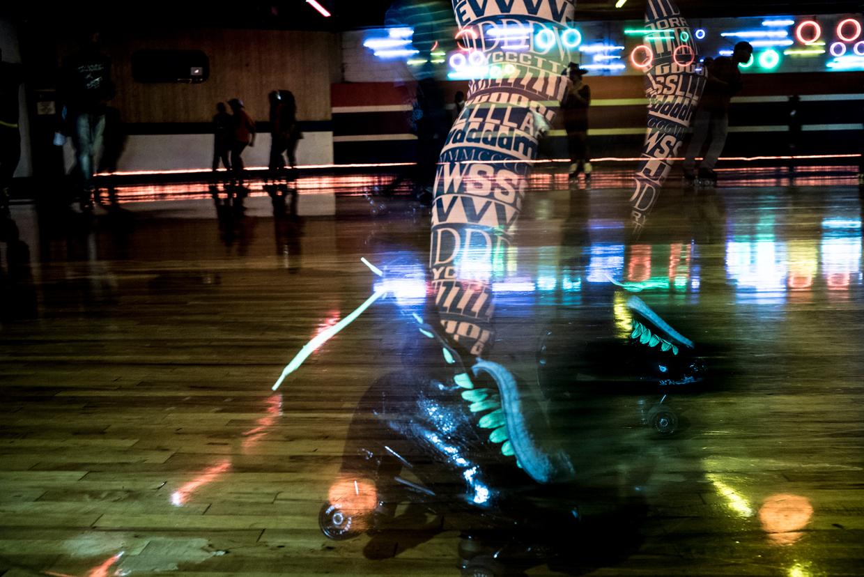 Roller skating vaughan - February 19 2015