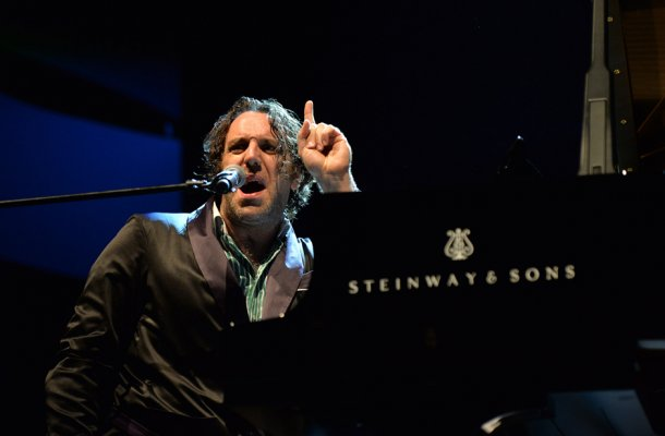 Chilly Gonzales performing at Electronic Beats Festival Graz