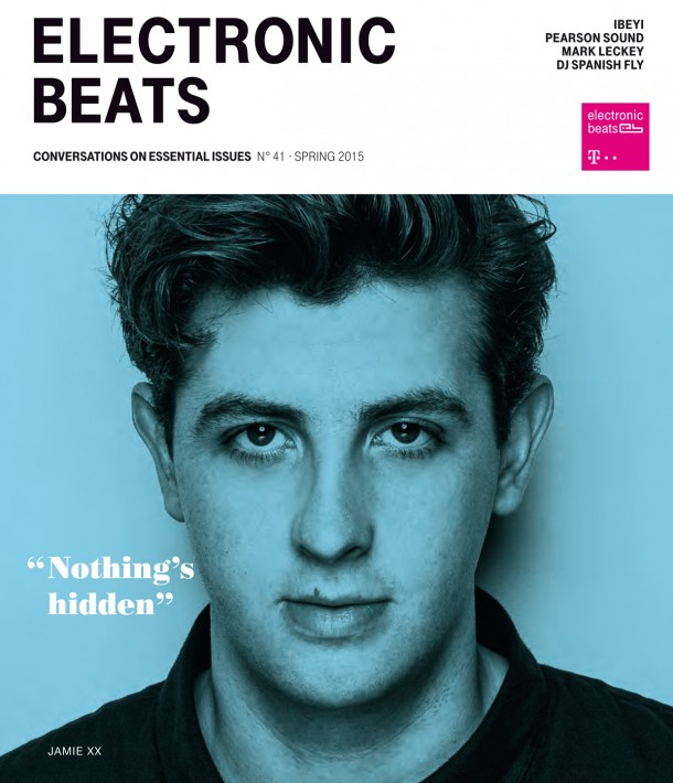 Telekom Electronic Beats The Print Magazine