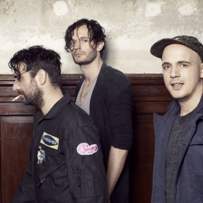 Moderat's new album, II, comes out August 6.