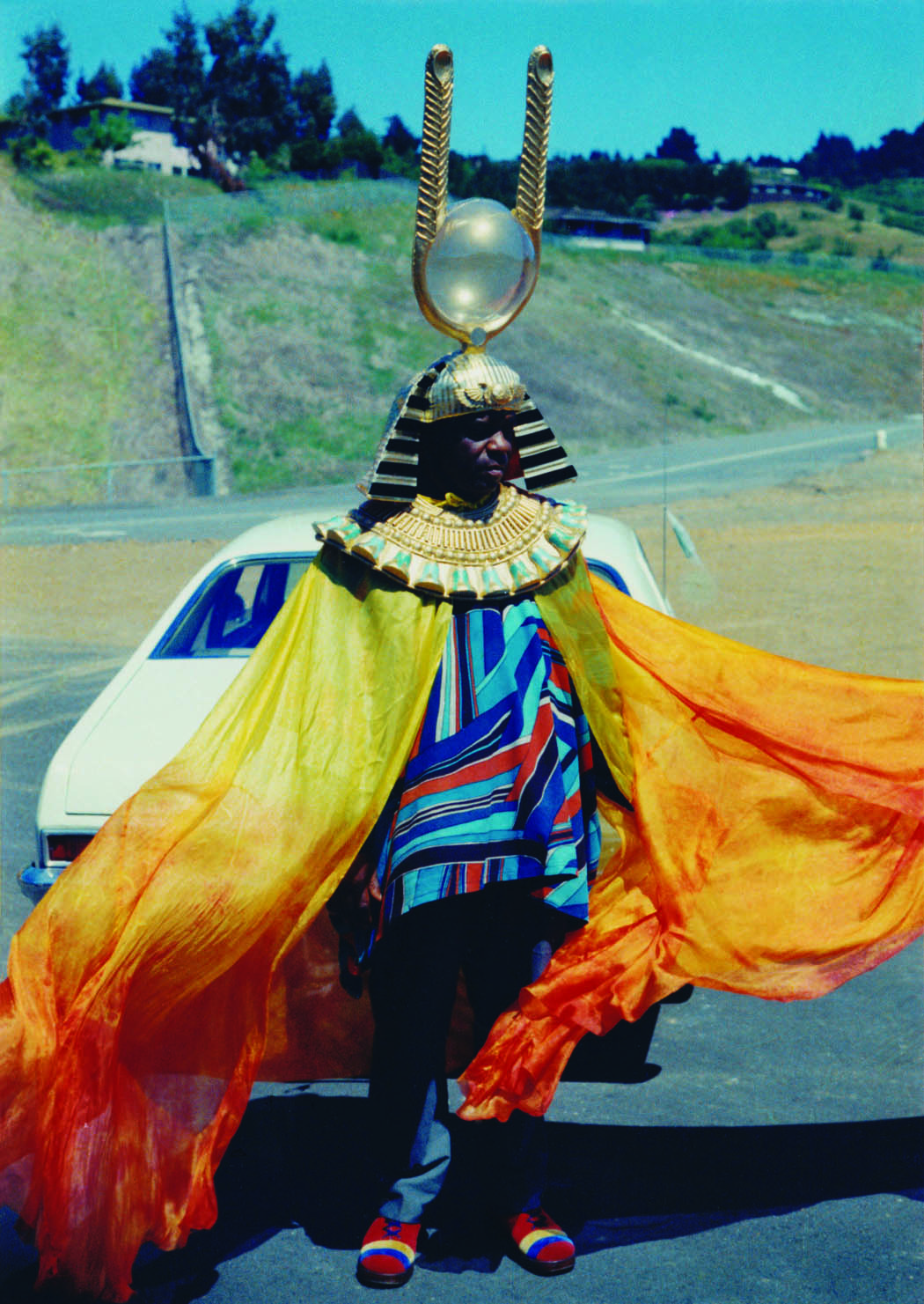 Sun Ra And His Arkestra* Sun Ra And The Arkestra - Out There A Minute