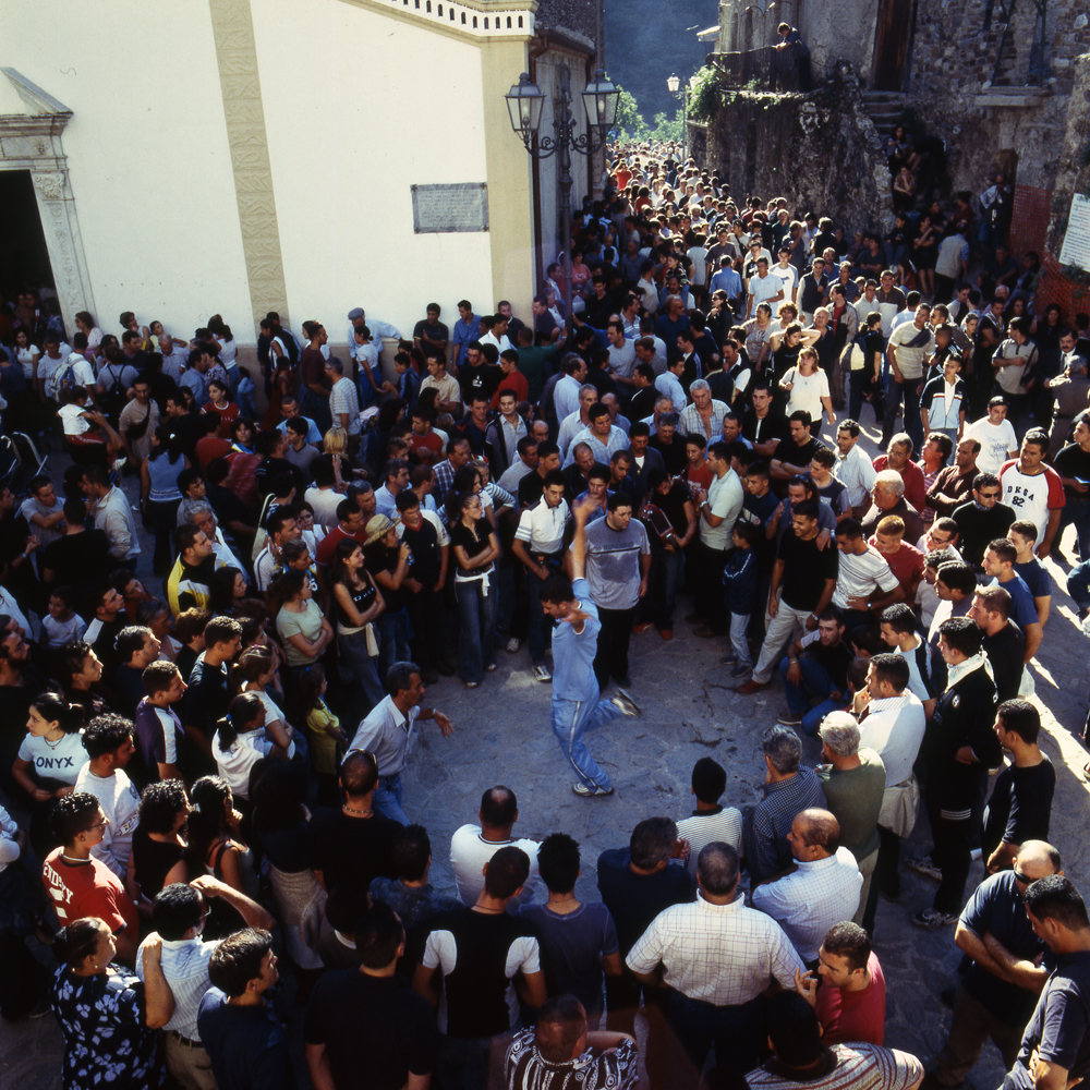 Calabrian Tarantella: Trance, Drone and the Rituals of the