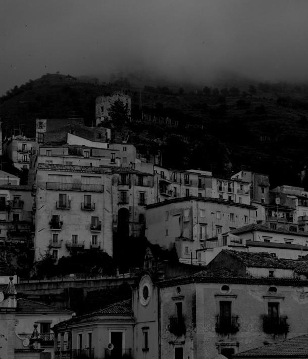 c_F-Sbano_8-Die Stadt Paola in Kalabrien