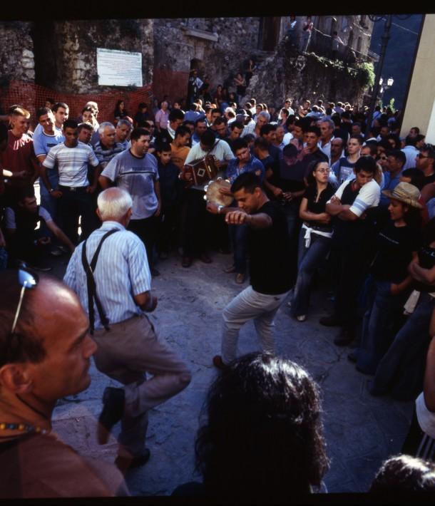 Calabrian Tarantella: Trance, Drone and the Rituals of the
