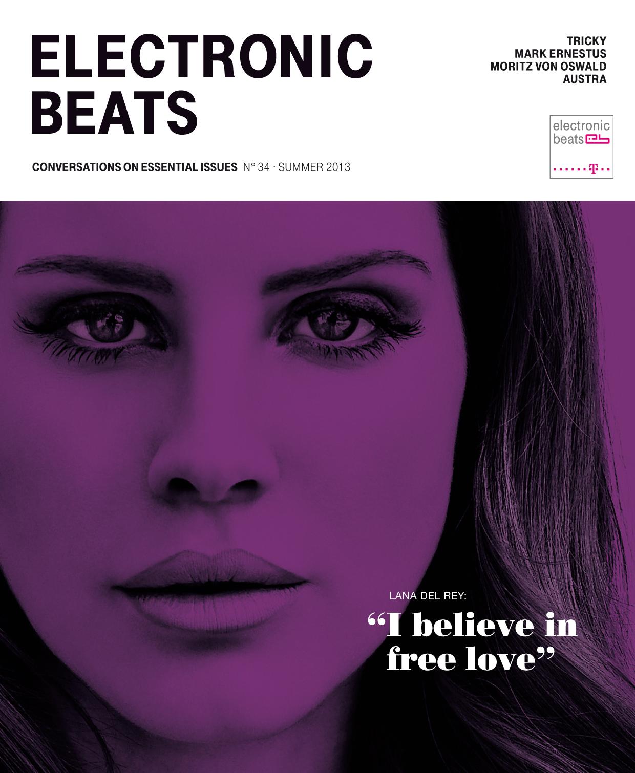 Electronic Beats Magazine Summer 2013 hits shelves June 24th