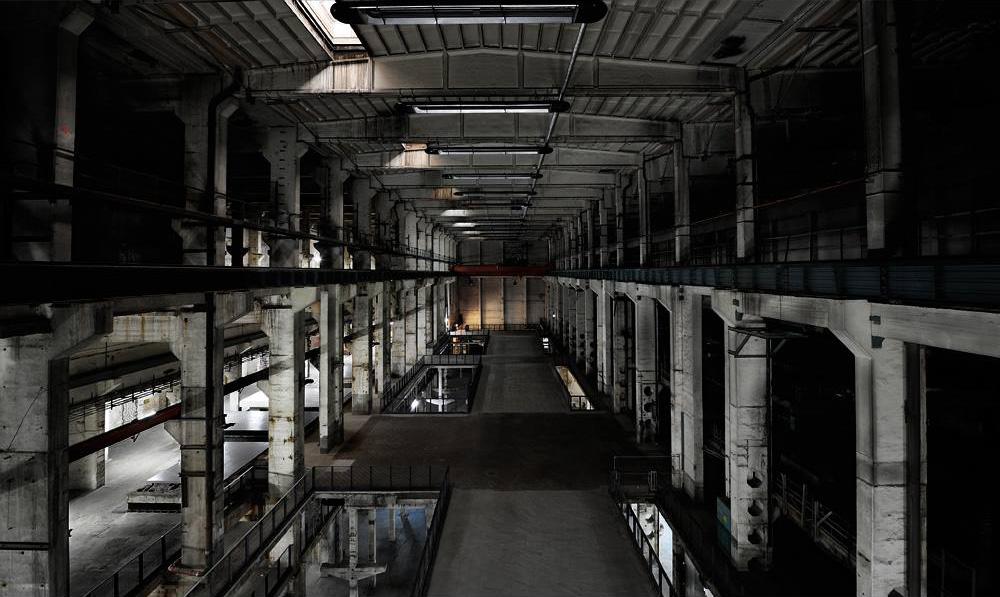 Berlin Atonal Kraftwerk