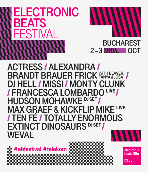EBF-Bucharest 2015 Flyer