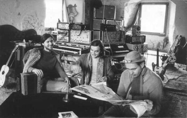 Harmonia's studio in Forst. Picture courtesy of ValhallaDSP.com.