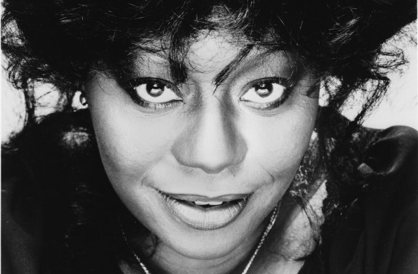 Loleatta Holloway, studio portrait, United States, 1976. (Photo by Gilles Petard/Redferns)