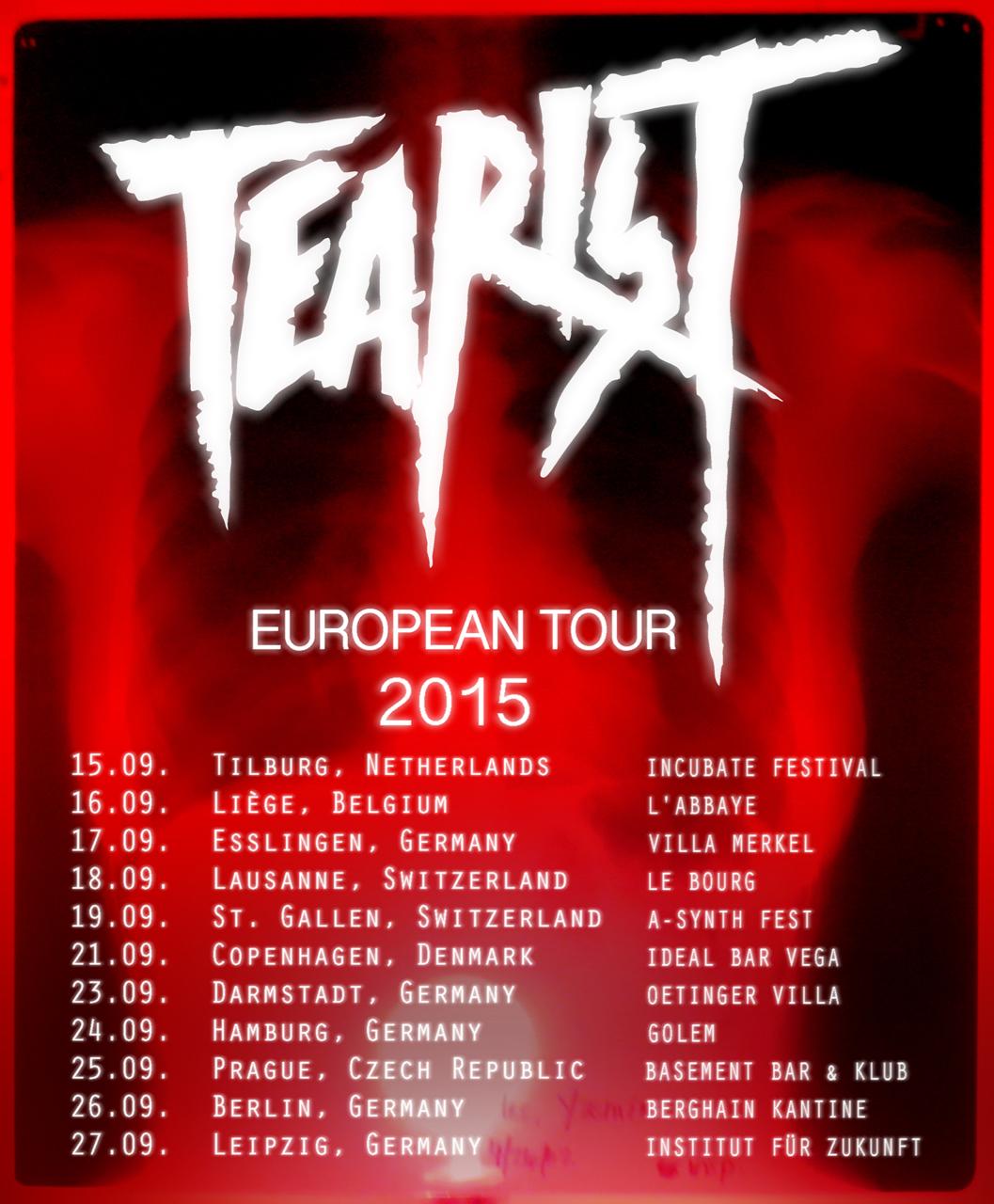 Tearist-Tour