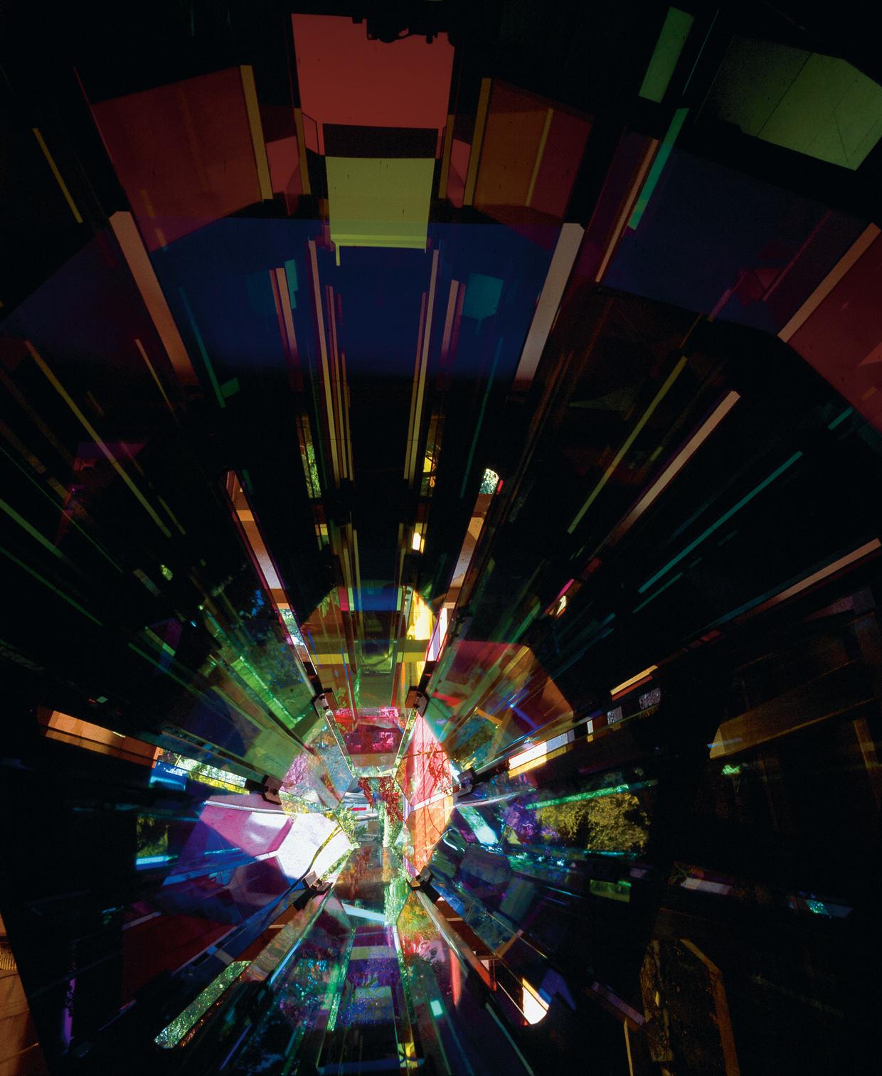 Colour spectrum, Ólafur Elíasson