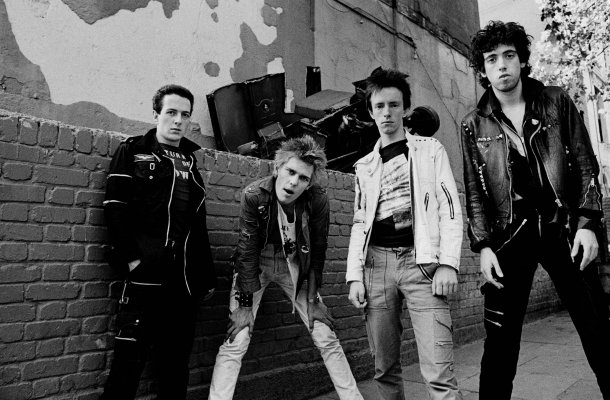 The Clash 1977 Westway Photosessions