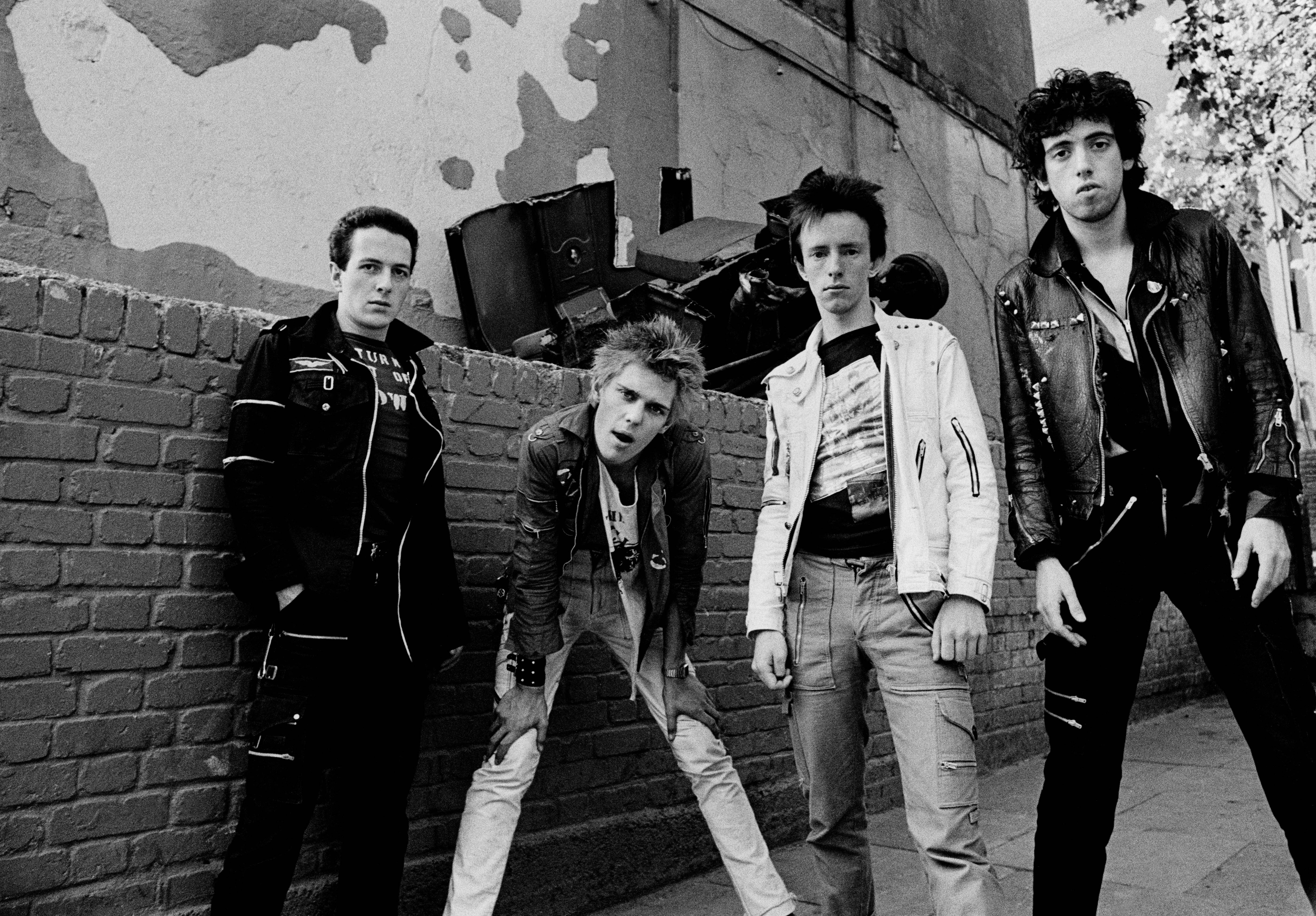 Rewind The Clash And Punk Rock In Post Wwii Scotland